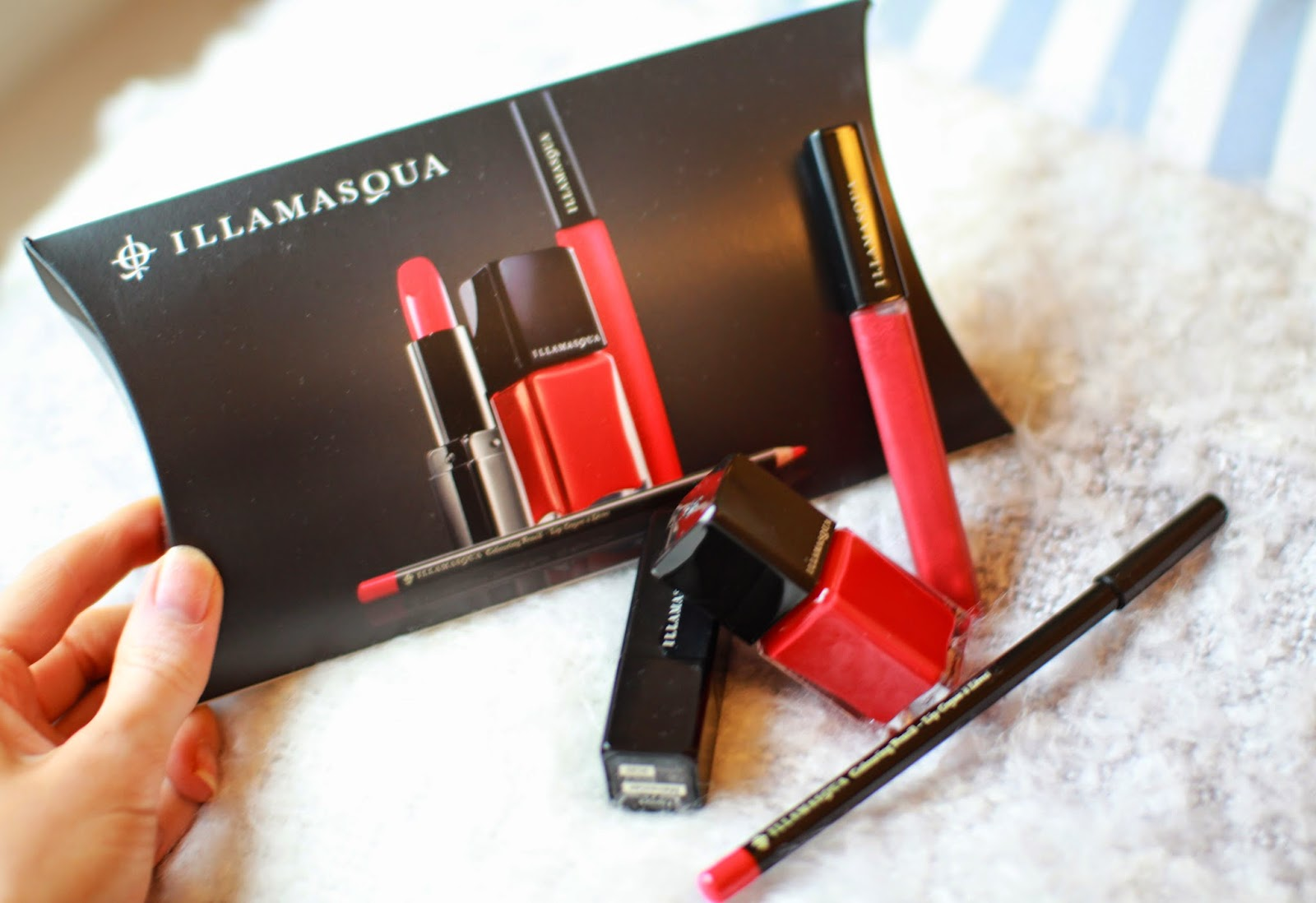 Illamasqua I'm the One Collection