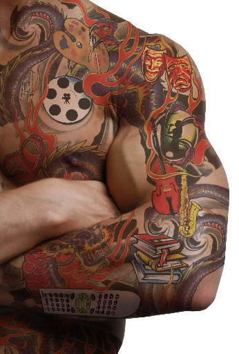 zimbio celebrity tattoos for men on forearm. Black Bedroom Furniture Sets. Home Design Ideas