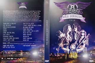 DVD Aerosmith – Rocks Donington