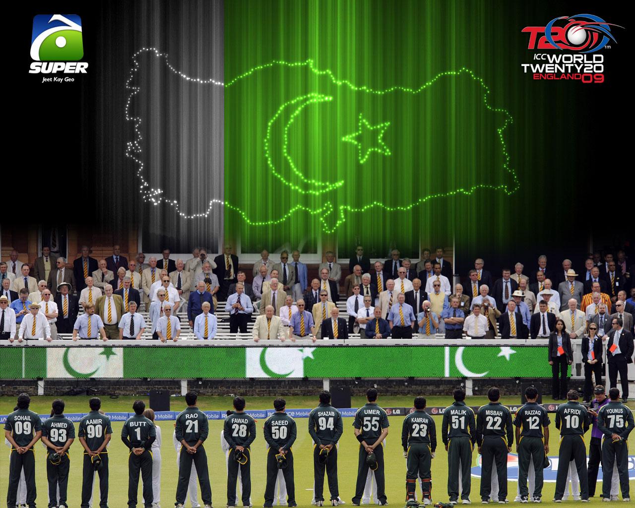 Only wallpapers pakistan cricket team - Pakistan cricket wallpapers hd ...