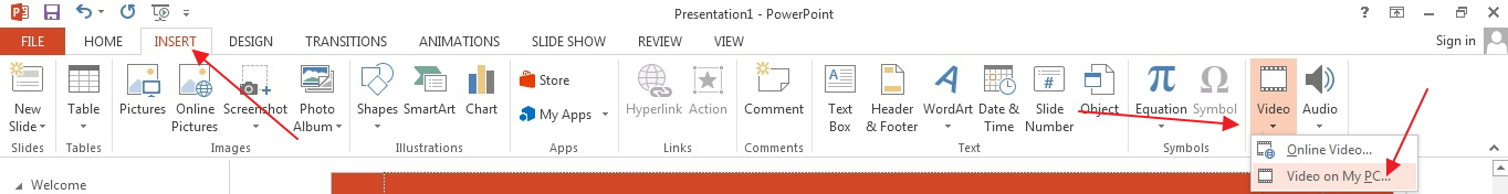 Cara Memasukan Video ke Microsoft Power Point