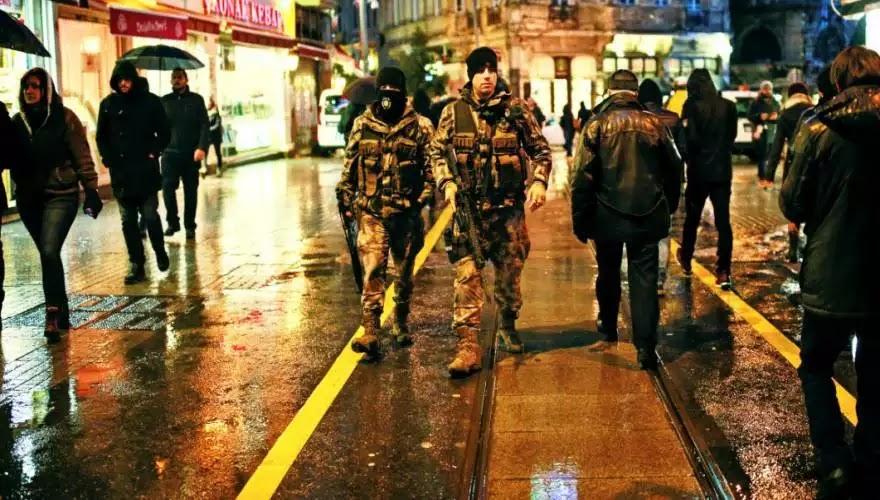 Φιάσκο των τουρκικών αρχών: «Δεν είμαι εγώ ο τρομοκράτης» λέει ο εικονιζόμενος στην φωτογραφία που δόθηκε στη δημοσιότητα