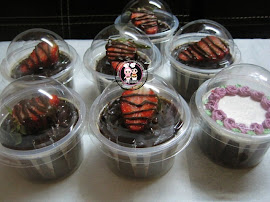Cupcake Doorgift