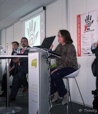 Inauguración Pilar Marcos Domínguez