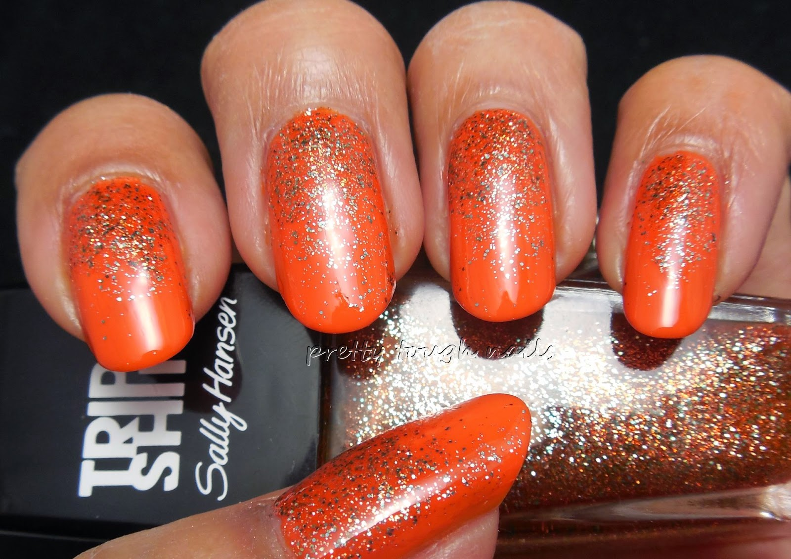 Sally Hansen Taheati And Sparktacular