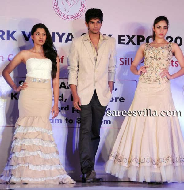 Silk Mark Vanya Silk Press Conference