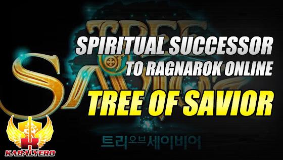 Tree Of Savior - Spiritual Successor Of Ragnarok Online