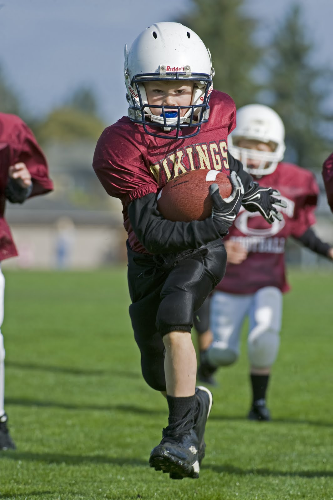 Midget football photo