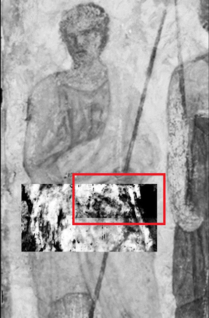 Hidden artwork revealed with airport scanner technology
