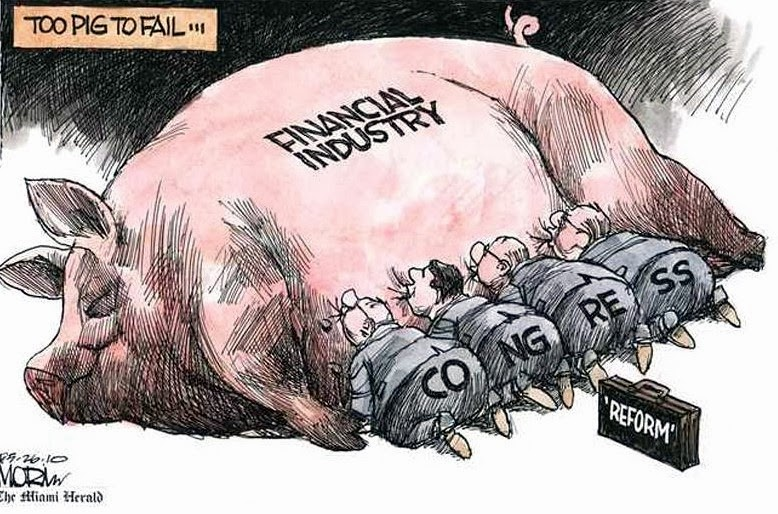 congress at the trough