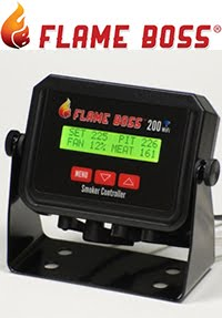 Flame Boss controller