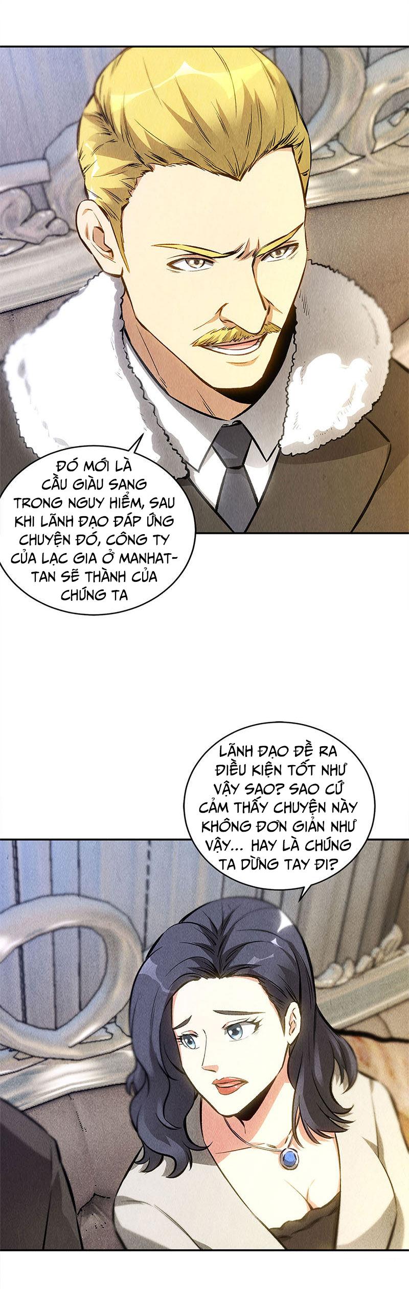 Ta Là Phế Vật chap 111 - Trang 13