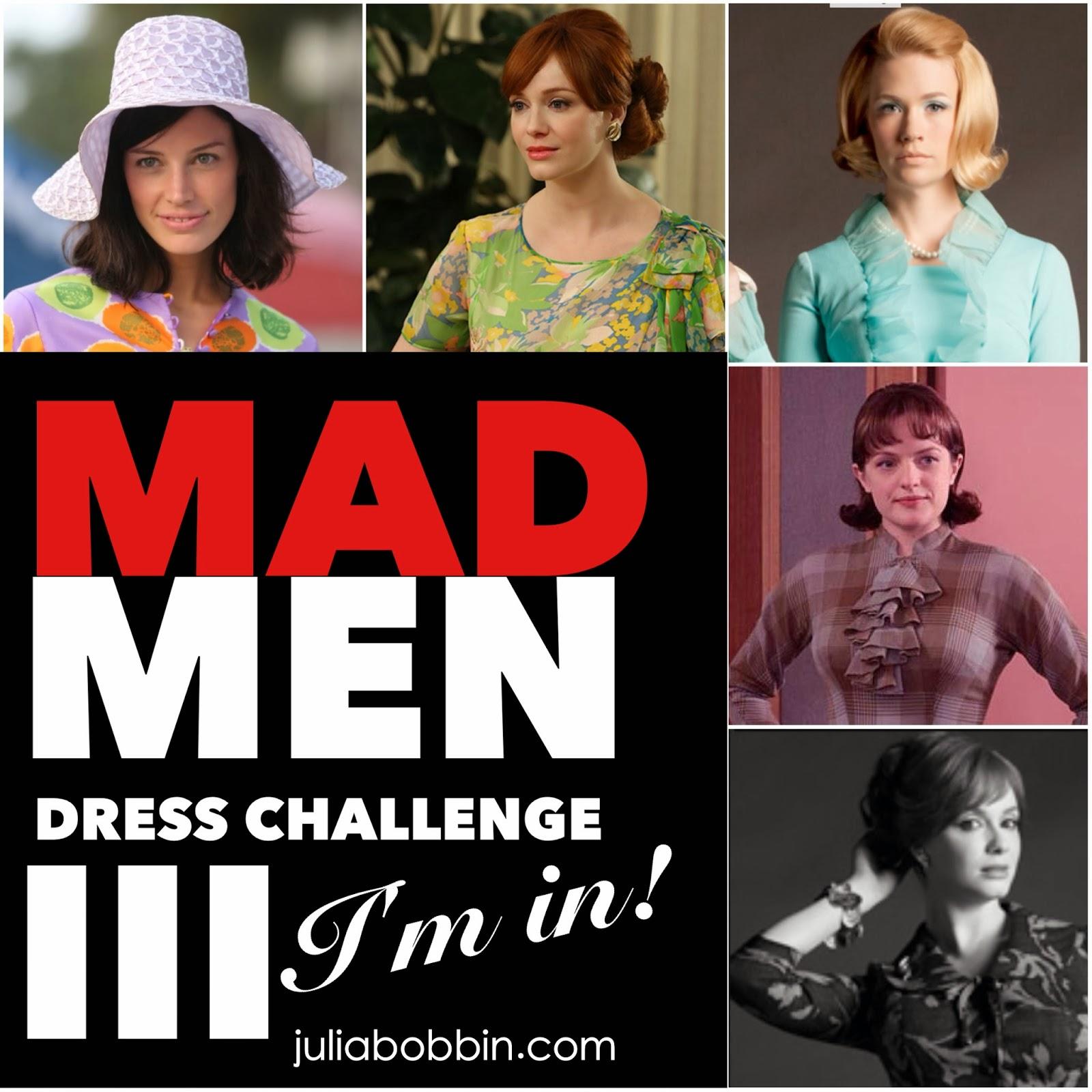 Mad Men Challenge 3