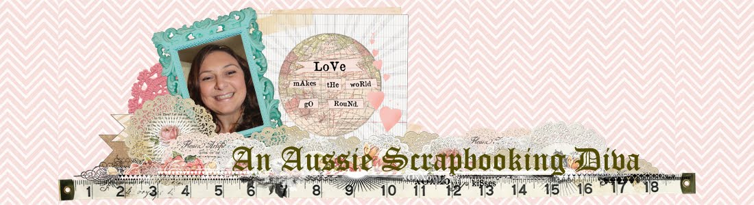 An Aussie Scrapbook Diva