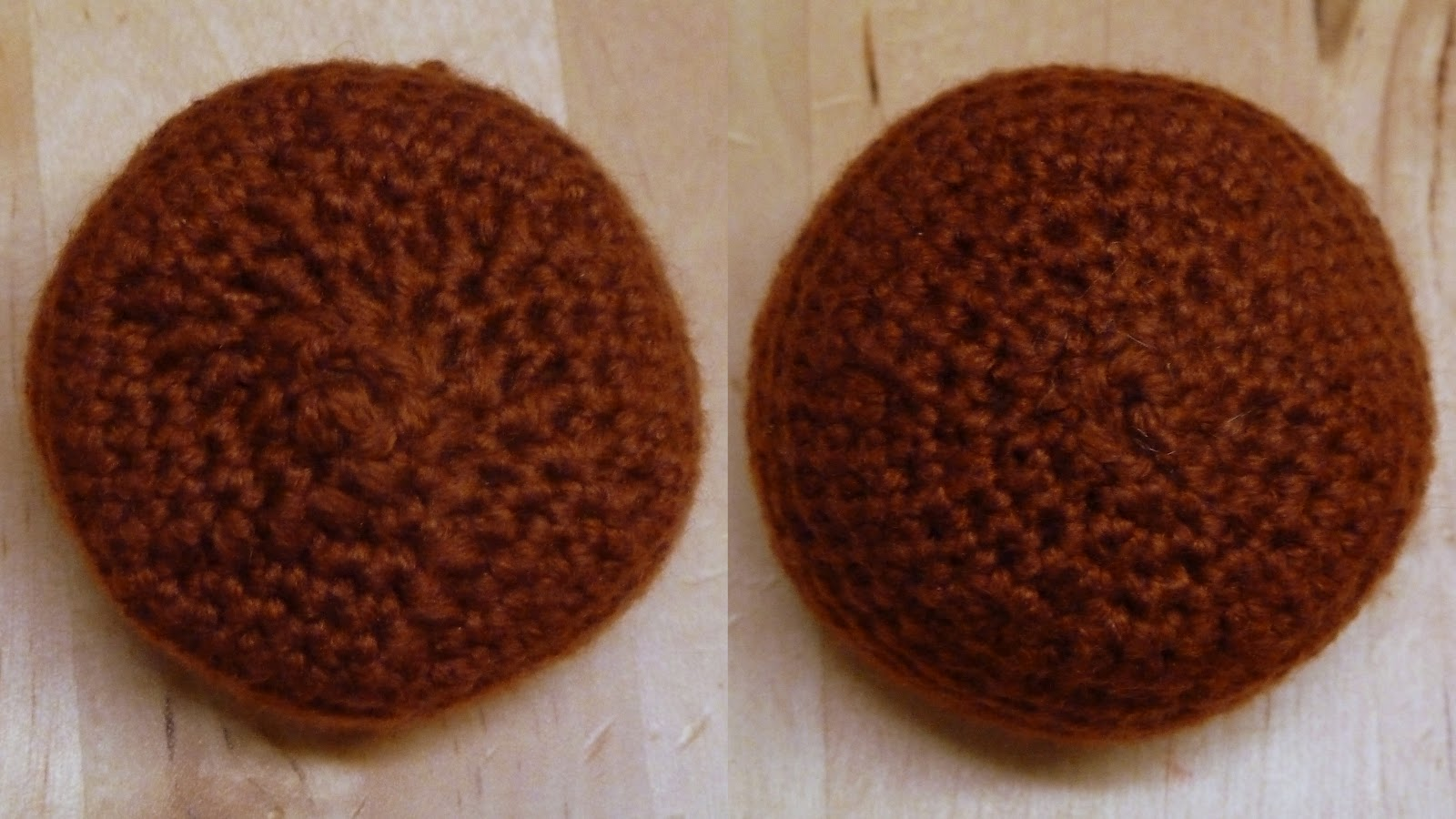 Crocheting In A Continuous Round : ... Mama Sanchez busy...: Crochet - working doubles in continuous rounds