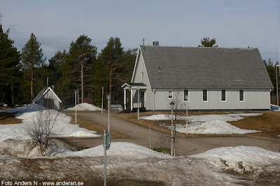 Sangis kyrka