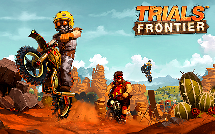 Trials Frontier apk data