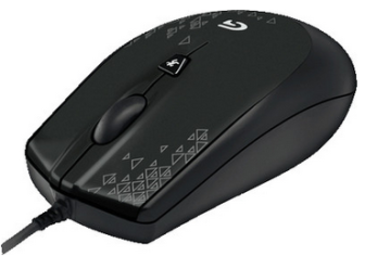 Snapdeal :  Buy Logitech G90 Ambidextrous Gaming Mouse at Rs.400 only