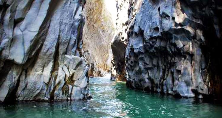 Gole dell'Alcantara  (Sicilia)