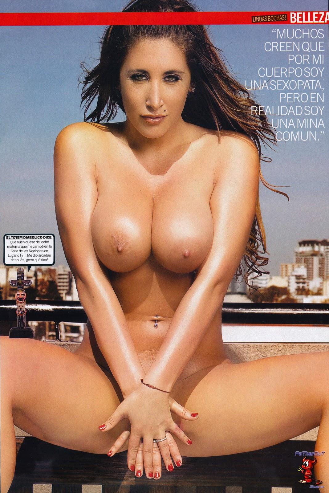 Blanca Soto Nude