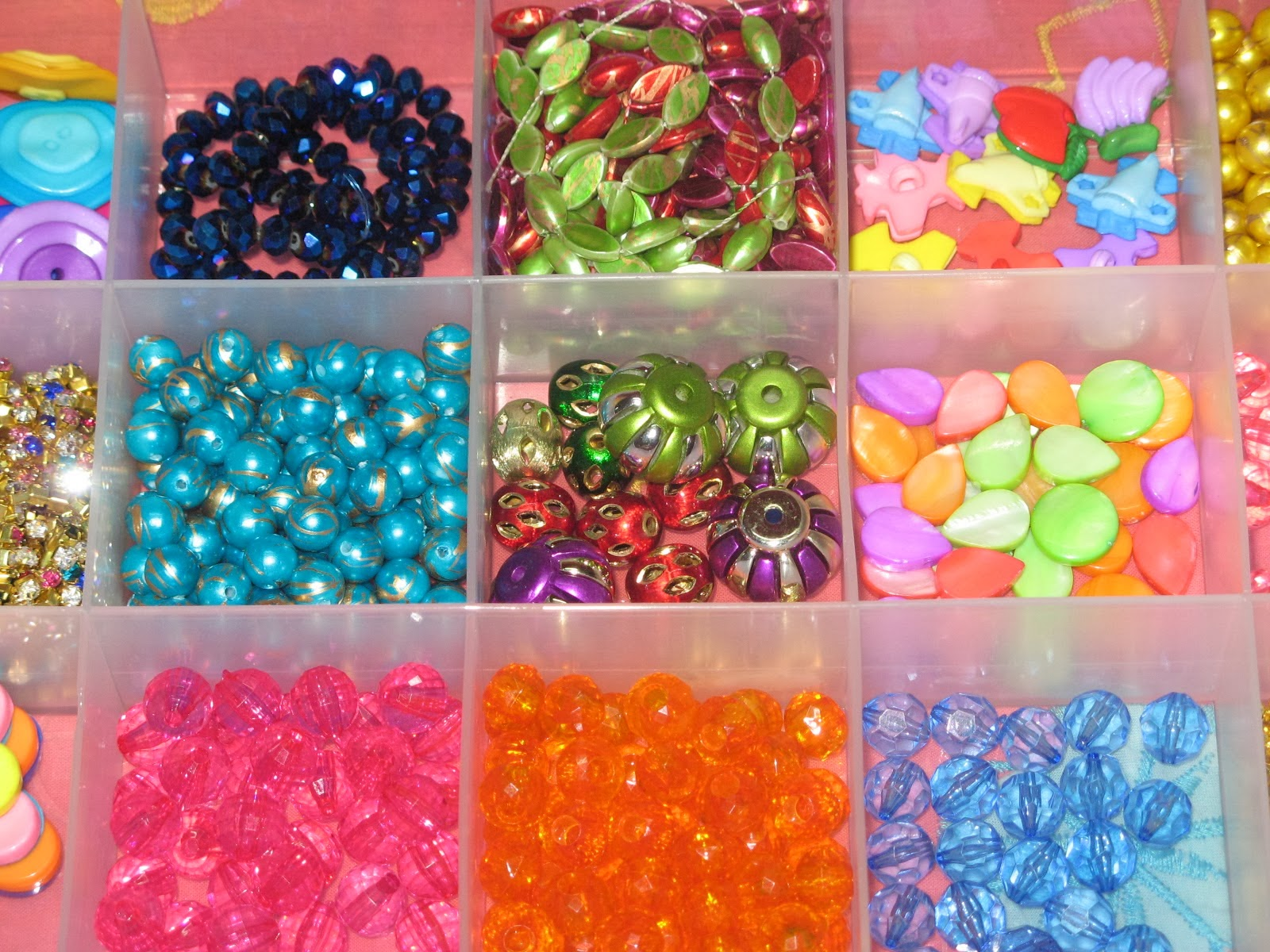 How you can store and organize your beads jewelry making for Best jewelry making supplies
