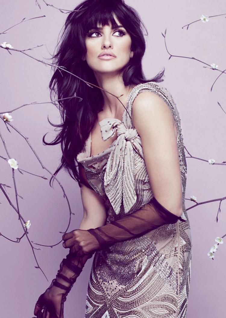 Fashionable Celebrity Hairstyle Penelope Cruz 34
