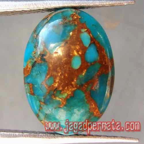 Batu Permata Pirus Persia