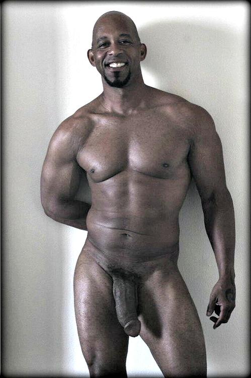 De Hombres Negros Desnudos