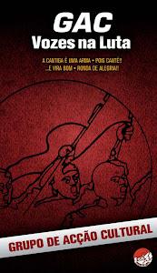 GAC Vozes na luta, Livro/cd