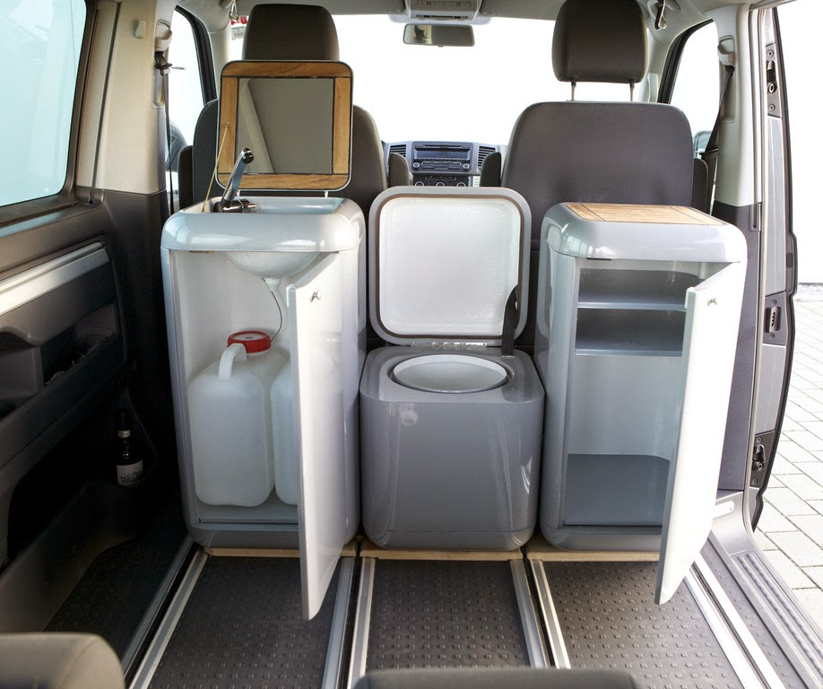 Campingbus buddybox modulm bel f r den t5 for Auto interieur reinigen zelf
