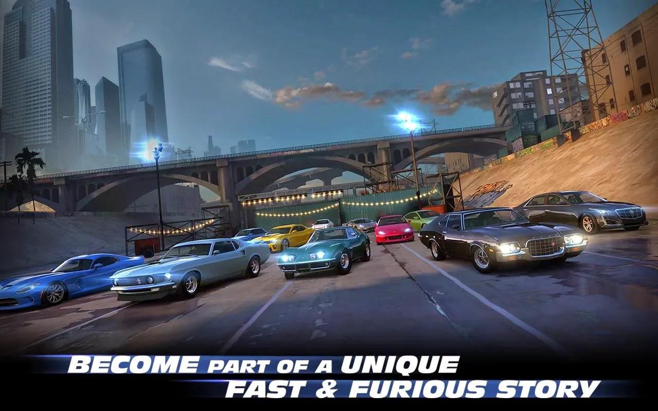 Fast & Furious: Legacy v0.2.1