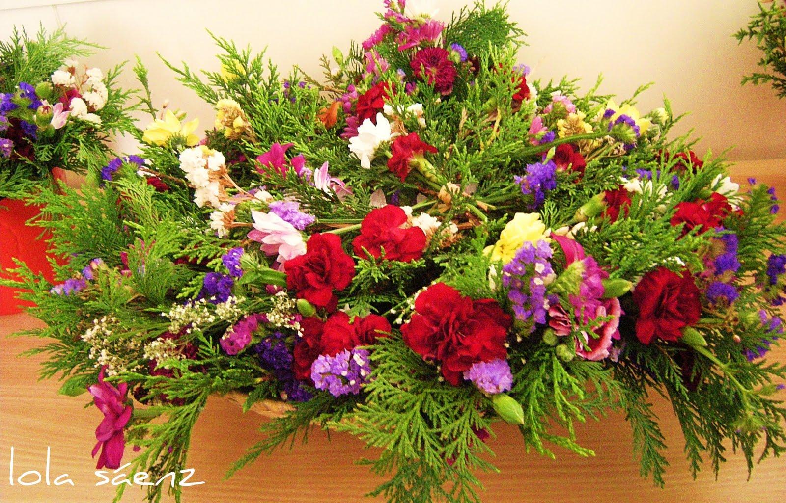 Flores naturales centro de flores - Centros de plantas naturales ...