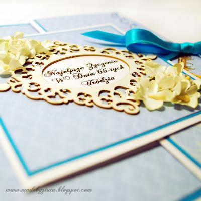 kartki okolicznościowe ręcznie robione kartka brama urodzinowa ślub barbara wójcik