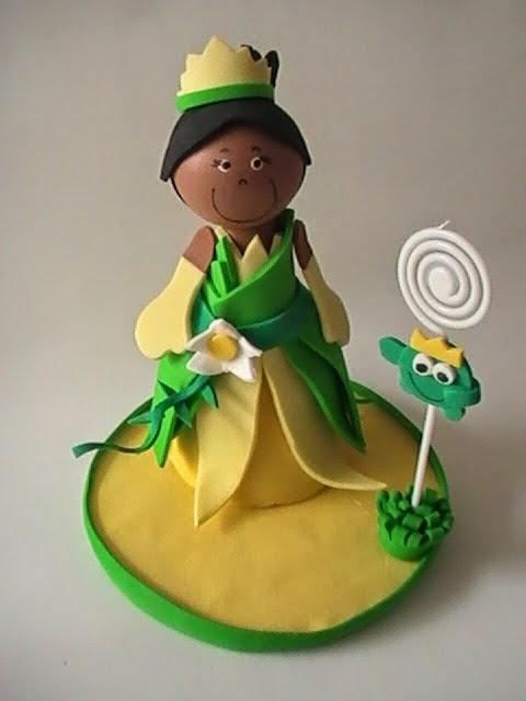 Princesa tiana de disney