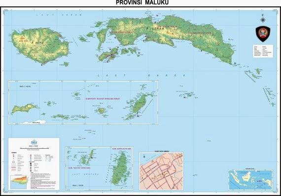 Daftar Wisata Di Maluku
