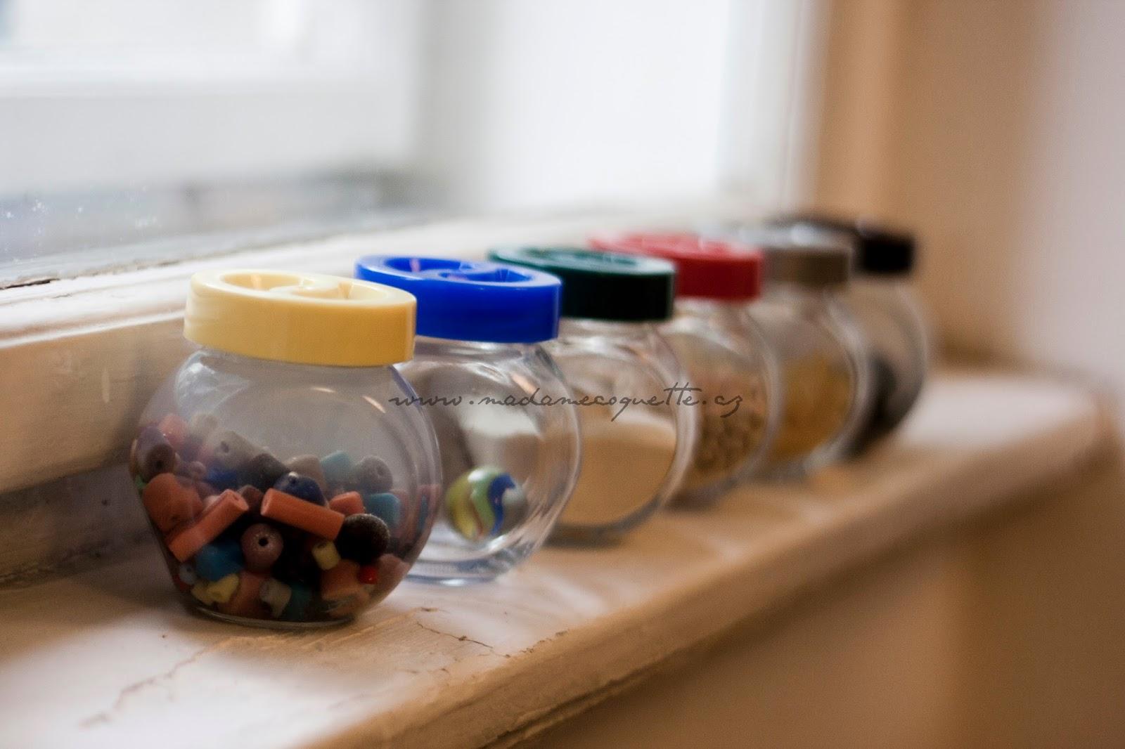 Madame Coquette  DIY   sensory jars 0106c58f95
