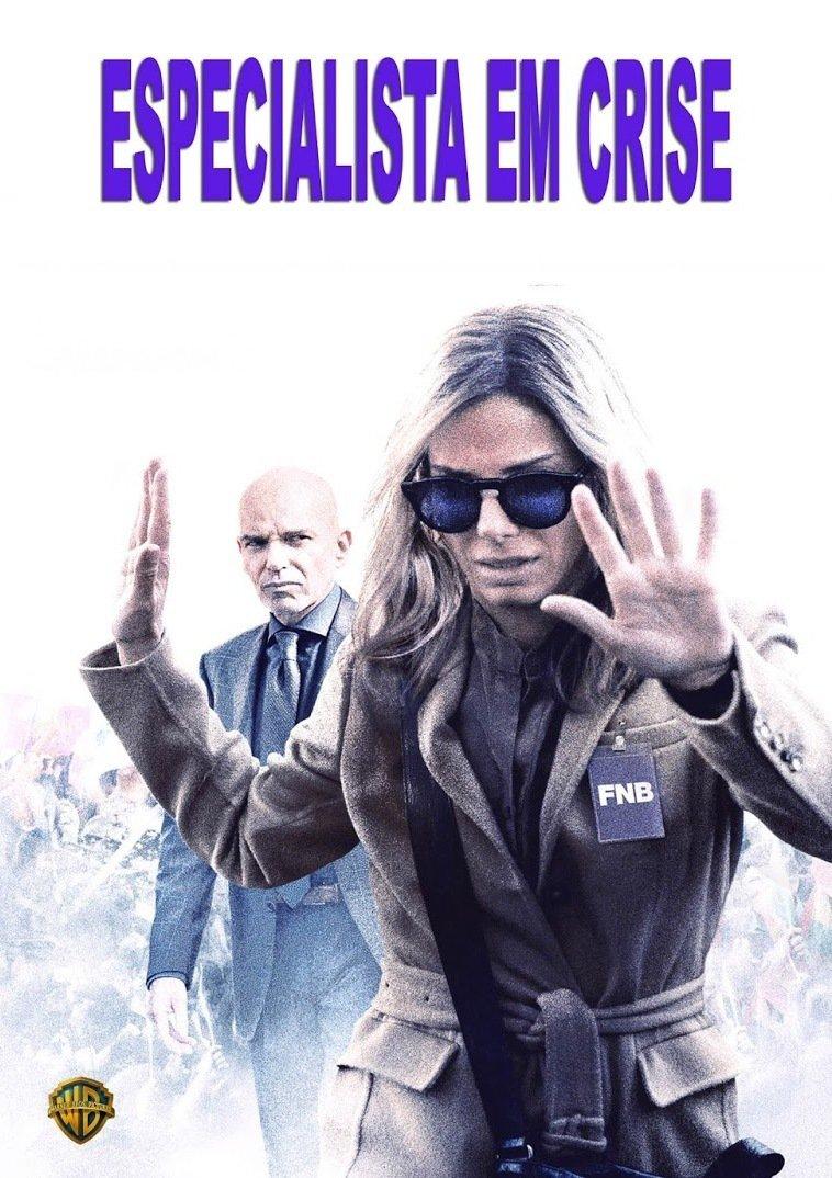 Especialista em Crise – Dublado (2015)