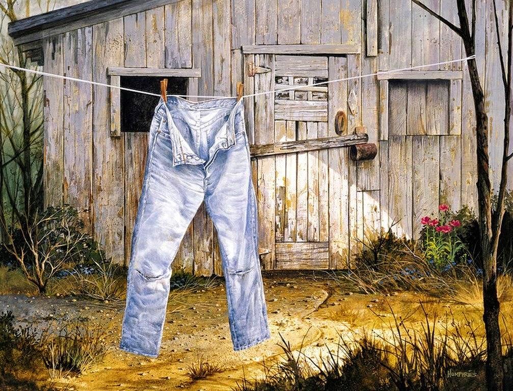 cuadros-de-paisajes-con-casas-de-campo-americanas