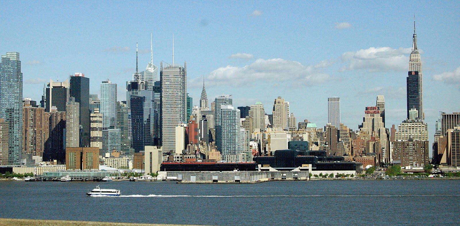 york city skyline day - photo #11