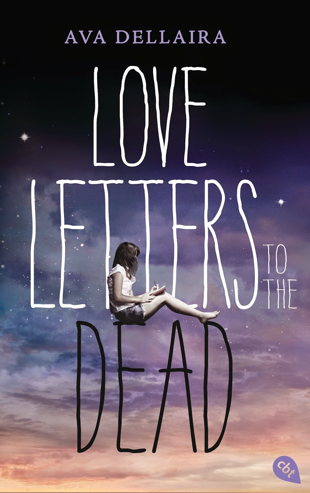 http://www.amazon.de/Love-Letters-Dead-Ava-Dellaira/dp/3570163148/ref=sr_1_5_twi_2?ie=UTF8&qid=1421507451&sr=8-5&keywords=love+letter+to+the+dead