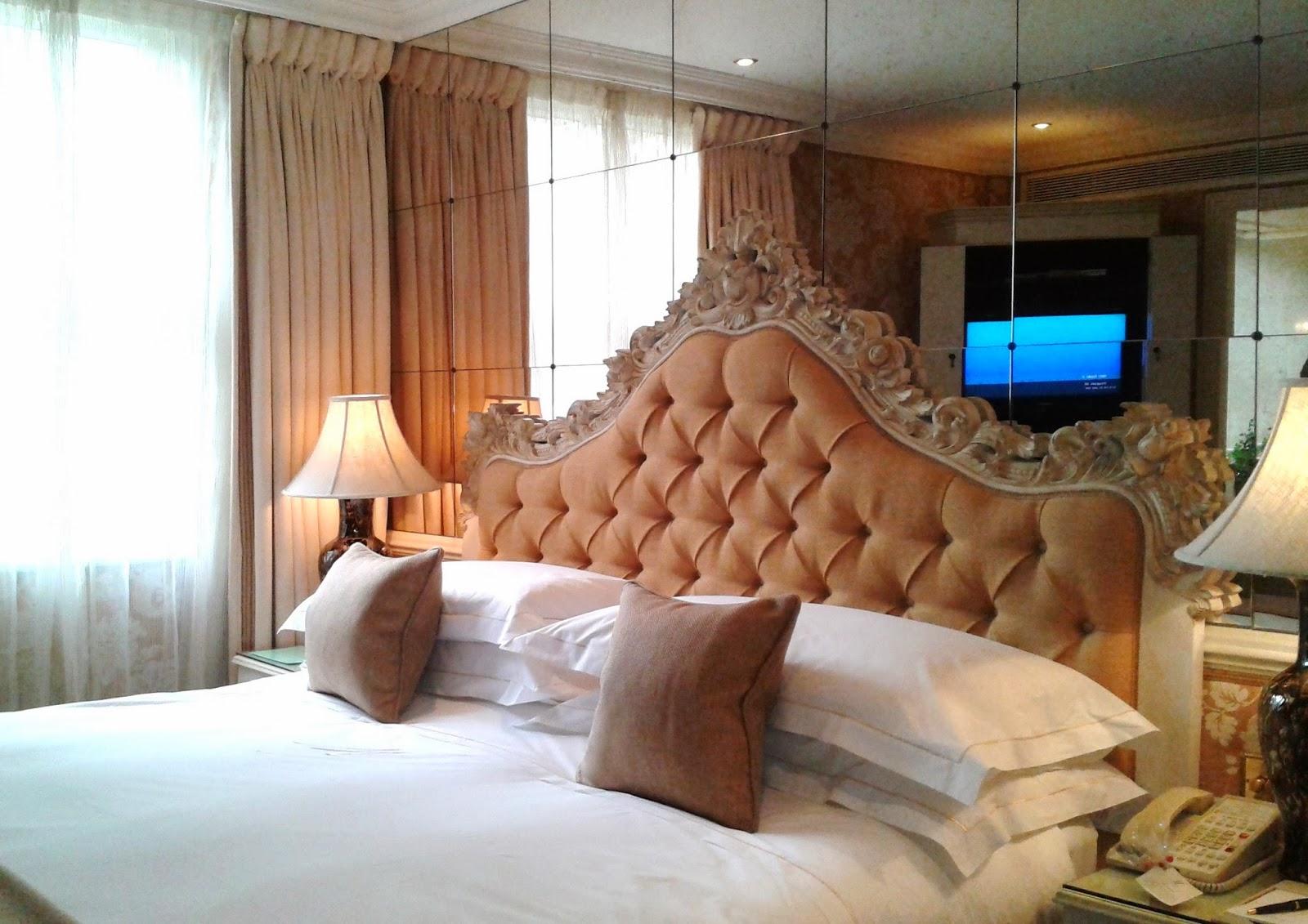 room in Milestone hotel, London