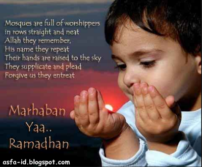Keutamaan Puasa 30 Hari Bulan Ramadhan