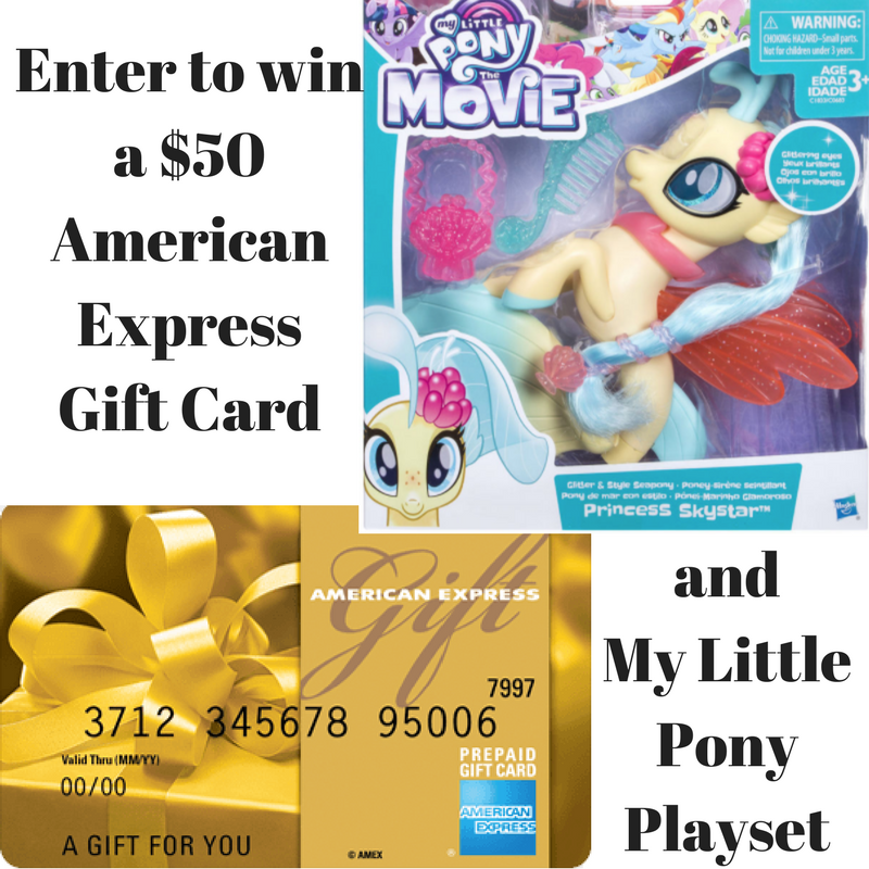 My Litte Pony  Giveaway