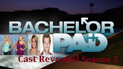 Cast for Bachelor Pad Season 2 Revealed