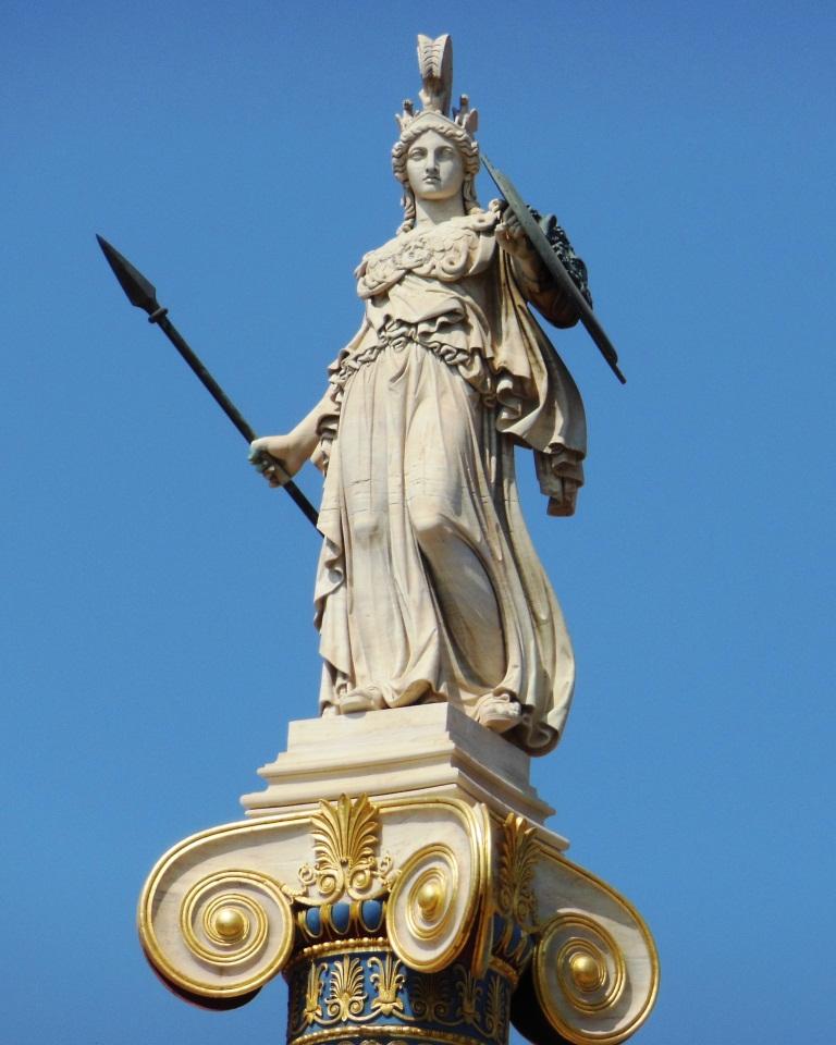 The Slow Hunch: My Athena