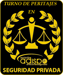 TURNO DE PERITOS JUDICIALES EN SEGURIDAD PRIVADA  DE ADISPO