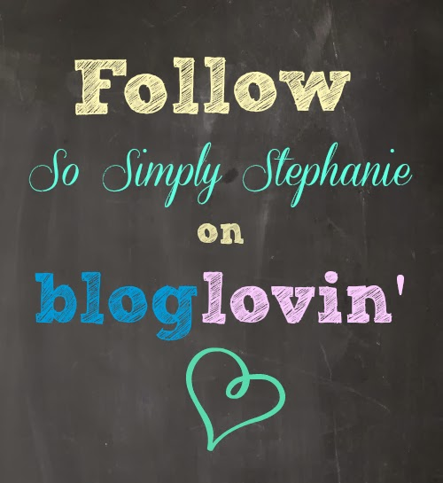 Follow me on bloglovin'