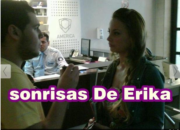 Sonrisas de erika la nota de erika en primicias ya for Primicia ya espectaculos