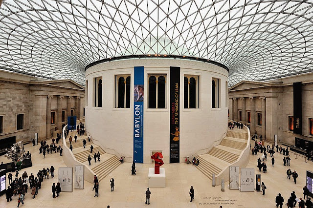 Great Court (British Library) of British Museum