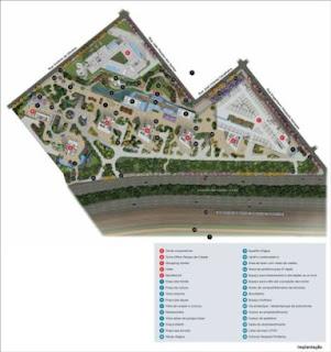 parque da cidade terreno monark lançamento